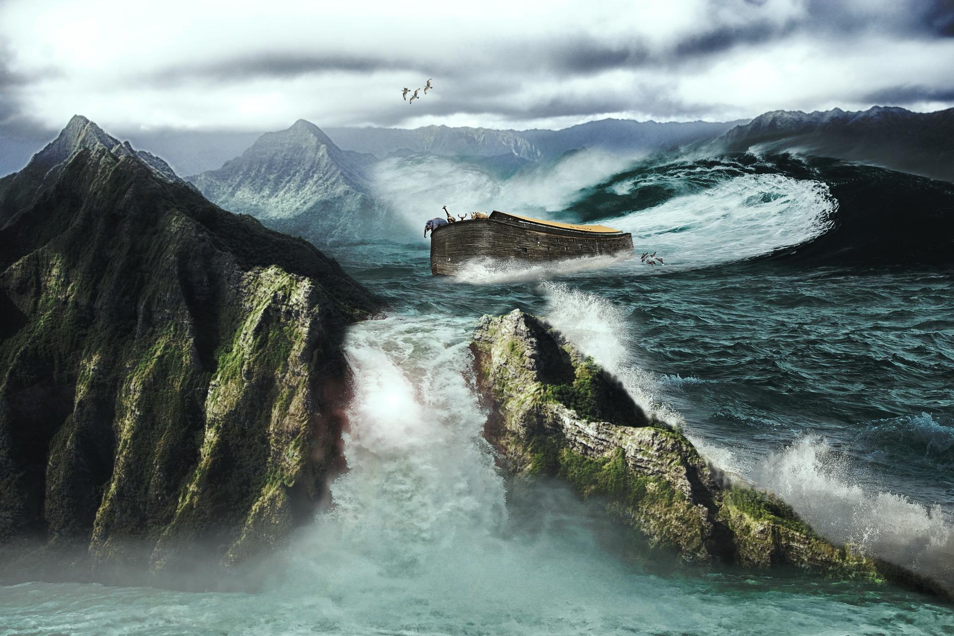 Õppetunnid Noa Laevast