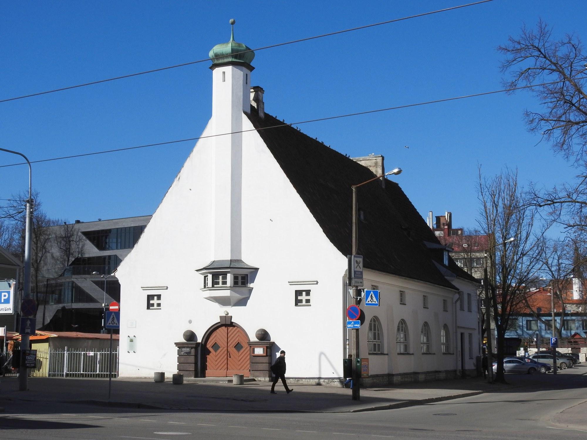 Annetused Kirikuhoone Renoveerimiseks